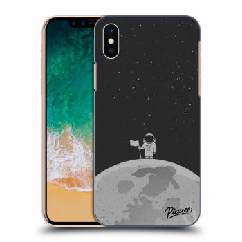 Hülle für Apple iPhone X/XS - Astronaut