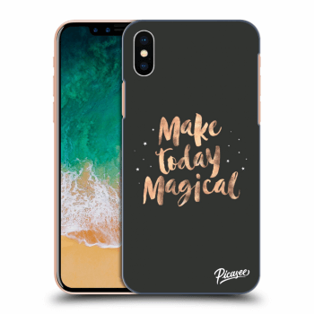 Hülle für Apple iPhone X/XS - Make today Magical