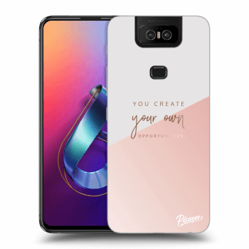 Hülle für Asus Zenfone 6 ZS630KL - You create your own opportunities