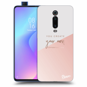 Hülle für Xiaomi Mi 9T (Pro) - You create your own opportunities