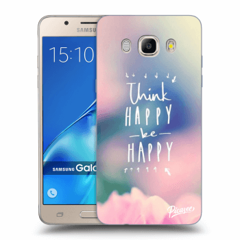 Hülle für Samsung Galaxy J5 2016 J510F - Think happy be happy