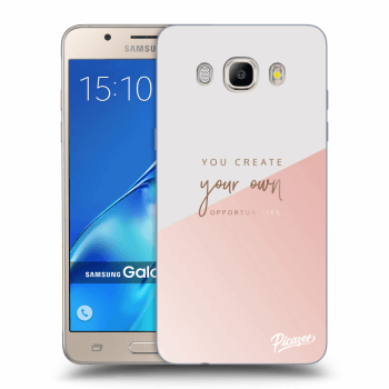 Hülle für Samsung Galaxy J5 2016 J510F - You create your own opportunities