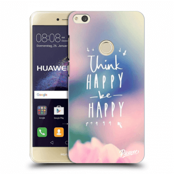 Hülle für Huawei P9 Lite 2017 - Think happy be happy