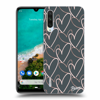Hülle für Xiaomi Mi A3 - Lots of love