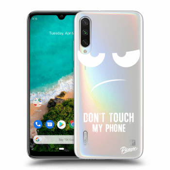 Hülle für Xiaomi Mi A3 - Don't Touch My Phone