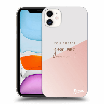 Hülle für Apple iPhone 11 - You create your own opportunities
