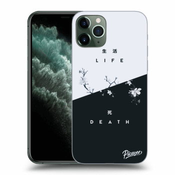 Hülle für Apple iPhone 11 Pro - Life - Death