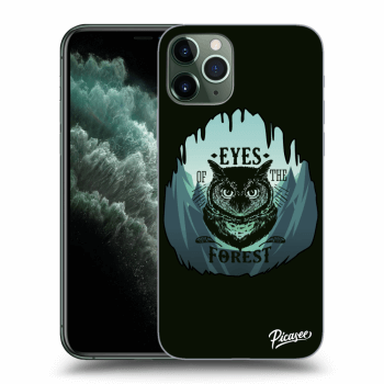 Hülle für Apple iPhone 11 Pro Max - Forest owl