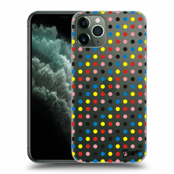 Hülle für Apple iPhone 11 Pro Max - Colorful dots