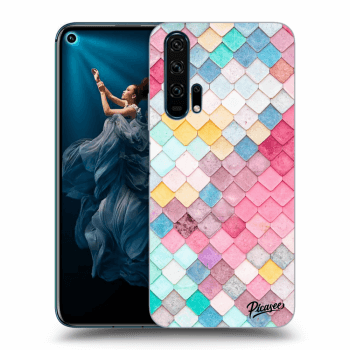 Hülle für Honor 20 Pro - Colorful roof