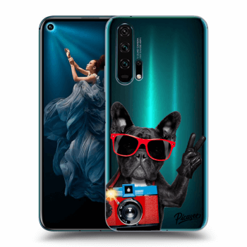 Hülle für Honor 20 Pro - French Bulldog