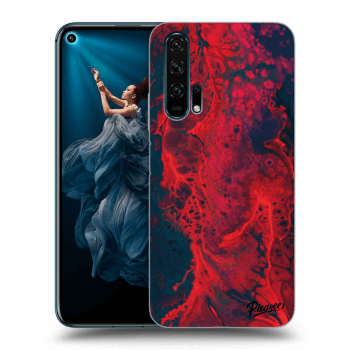 Hülle für Honor 20 Pro - Organic red