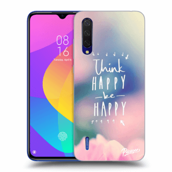 Hülle für Xiaomi Mi 9 Lite - Think happy be happy