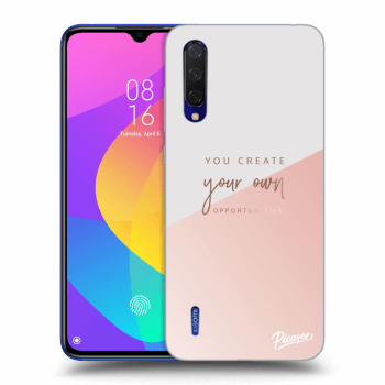 Hülle für Xiaomi Mi 9 Lite - You create your own opportunities
