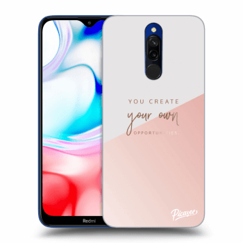 Hülle für Xiaomi Redmi 8 - You create your own opportunities
