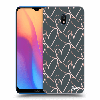 Hülle für Xiaomi Redmi 8A - Lots of love