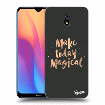 Hülle für Xiaomi Redmi 8A - Make today Magical