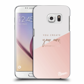 Hülle für Samsung Galaxy S7 G930F - You create your own opportunities