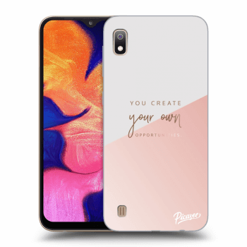 Hülle für Samsung Galaxy A10 A105F - You create your own opportunities