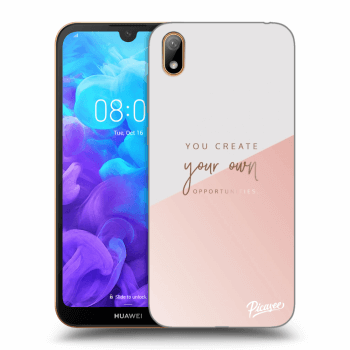 Hülle für Huawei Y5 2019 - You create your own opportunities
