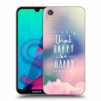 Hülle für Honor 8S - Think happy be happy