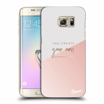 Hülle für Samsung Galaxy S7 Edge G935F - You create your own opportunities