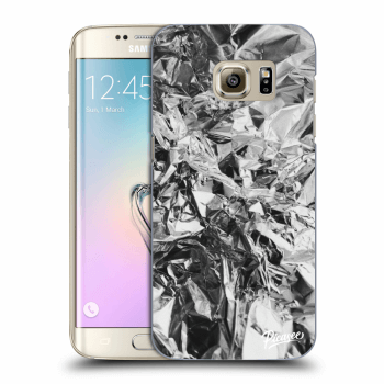 Hülle für Samsung Galaxy S7 Edge G935F - Chrome