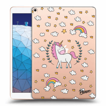 Hülle für Apple iPad Air 2019 - Unicorn star heaven