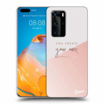 Hülle für Huawei P40 Pro - You create your own opportunities