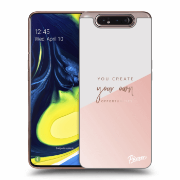 Hülle für Samsung Galaxy A80 A805F - You create your own opportunities