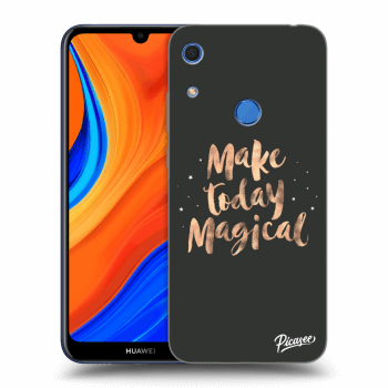 Hülle für Huawei Y6S - Make today Magical
