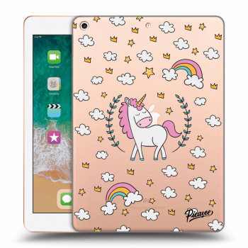 Hülle für Apple iPad 2018 (6. gen) - Unicorn star heaven
