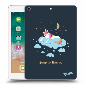 Hülle für Apple iPad 2018 (6. gen) - Believe In Unicorns