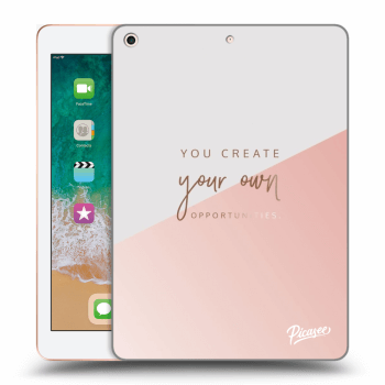 Hülle für Apple iPad 2018 (6. gen) - You create your own opportunities