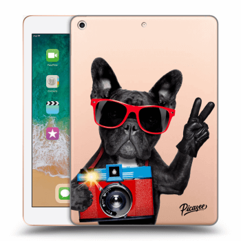 Hülle für Apple iPad 2018 (6. gen) - French Bulldog