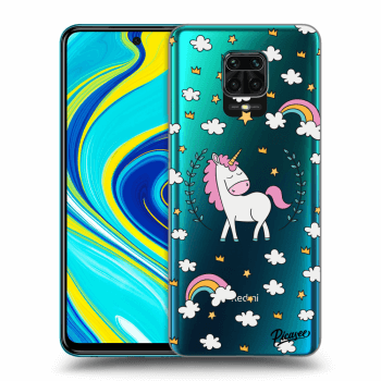Hülle für Xiaomi Redmi Note 9S - Unicorn star heaven