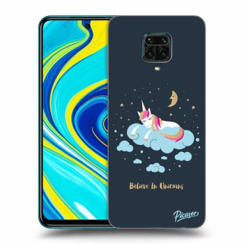 Hülle für Xiaomi Redmi Note 9S - Believe In Unicorns