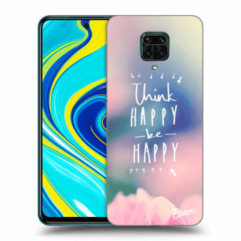 Hülle für Xiaomi Redmi Note 9S - Think happy be happy