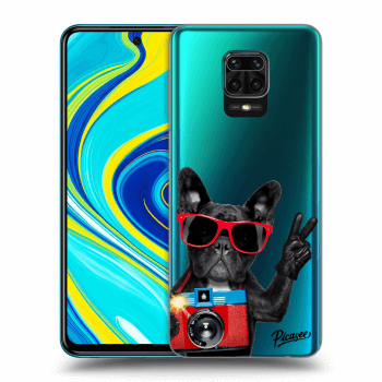 Hülle für Xiaomi Redmi Note 9S - French Bulldog