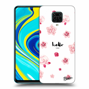 Hülle für Xiaomi Redmi Note 9S - Hello there