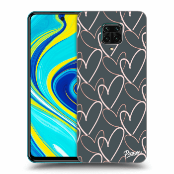 Hülle für Xiaomi Redmi Note 9S - Lots of love