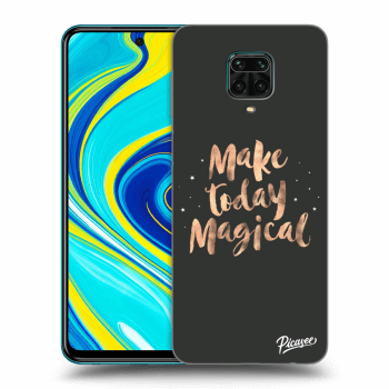 Hülle für Xiaomi Redmi Note 9S - Make today Magical