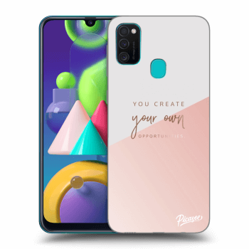 Hülle für Samsung Galaxy M21 M215F - You create your own opportunities