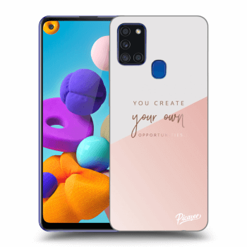 Hülle für Samsung Galaxy A21s - You create your own opportunities