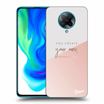 Hülle für Xiaomi Poco F2 Pro - You create your own opportunities