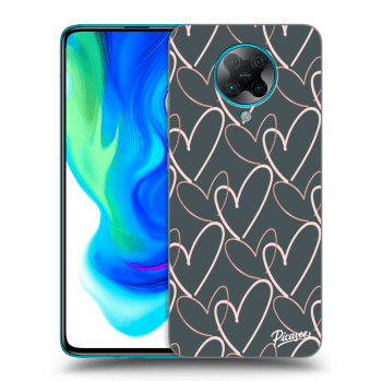 Hülle für Xiaomi Poco F2 Pro - Lots of love