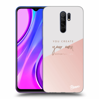 Hülle für Xiaomi Redmi 9 - You create your own opportunities