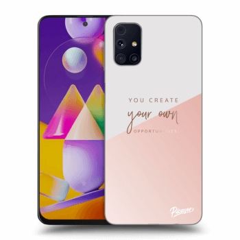 Hülle für Samsung Galaxy M31s - You create your own opportunities