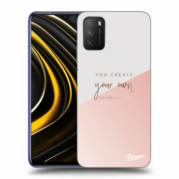 Hülle für Xiaomi POCO M3 - You create your own opportunities