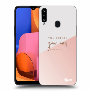 Hülle für Samsung Galaxy A20s - You create your own opportunities